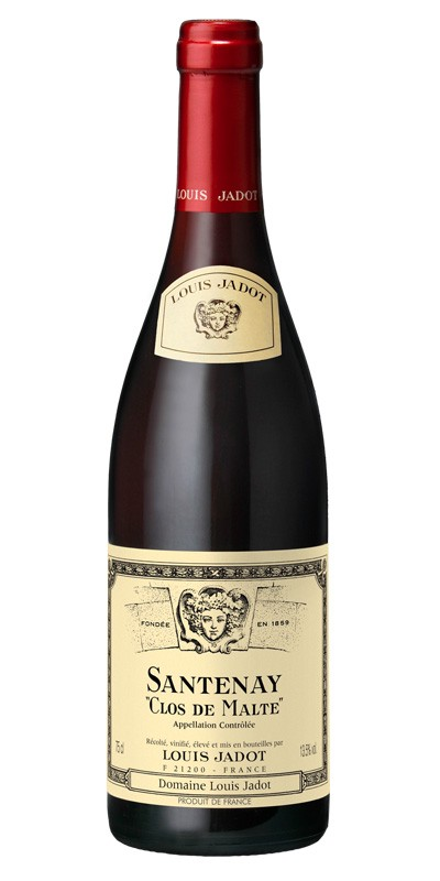 Louis Jadot - Santenay Clos de Malte - Red wine