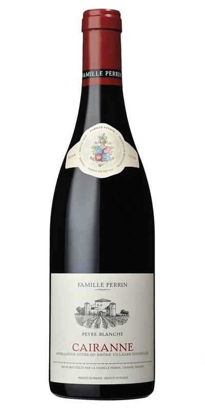 Famille Perrin - Cairanne - Peyre Blanche - Red wine