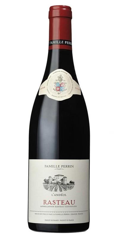 Famille Perrin - Rasteau - L'Andéol - Red wine