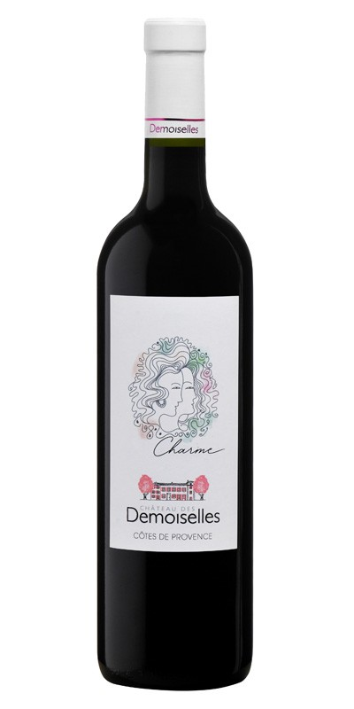 Château des Demoiselles - Charme - Red wine