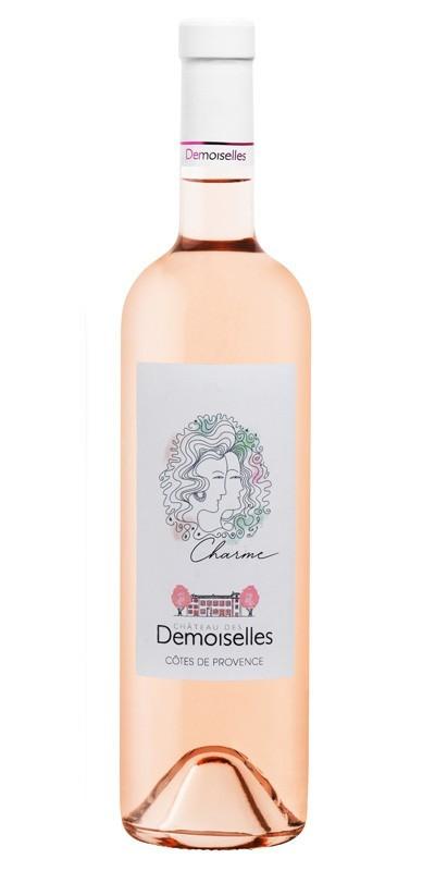 Château des Demoiselles - Charme - Rosé wine