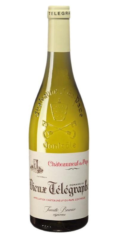 Domaine du Vieux Télégraphe - Vieux télégraphe - White wine
