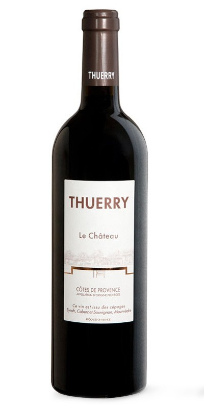 Château Thuerry - Le Château - Red wine