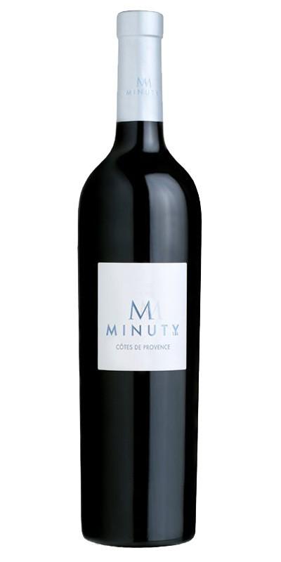 Minuty - M - Vin rouge