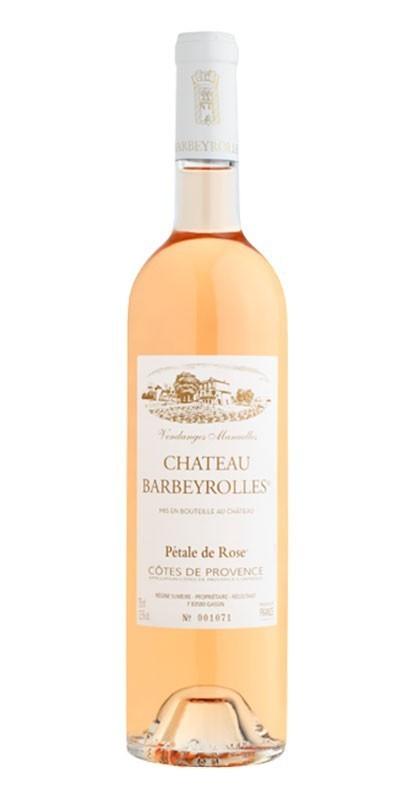 Château Barbeyrolles - Pétale de Rose - Vin rosé