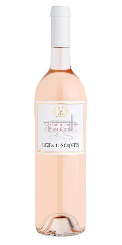 Château Les Crostes - Vin rosé