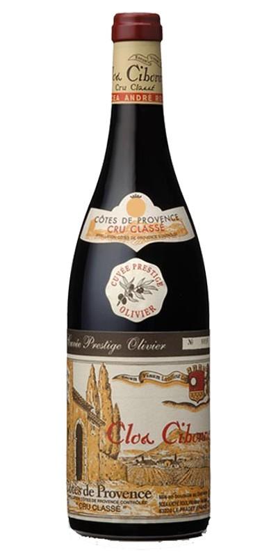 Clos Cibonne  - Prestige Olivier - Red wine