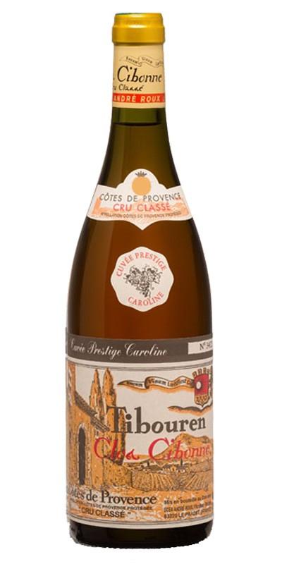 Clos Cibonne - Prestige Caroline - Rosé wine