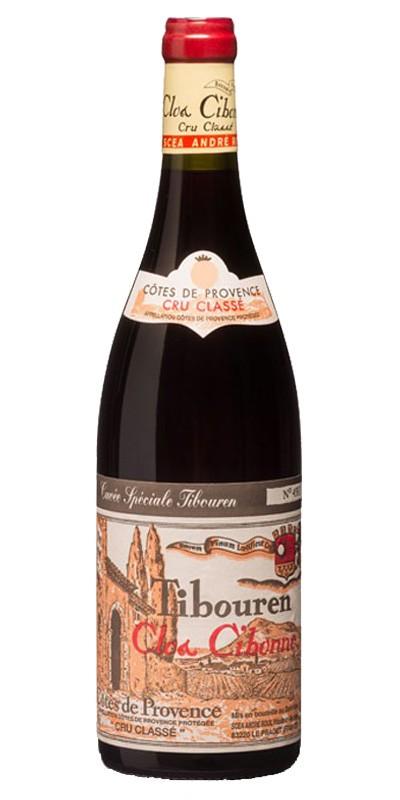 Clos Cibonne - Tradition Tibouren - Red wine