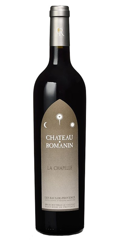 Château Romanin - La Chapelle - Red wine