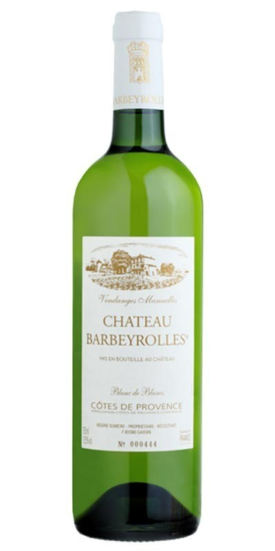 Château Barbeyrolles - Blanc de blancs - White wine