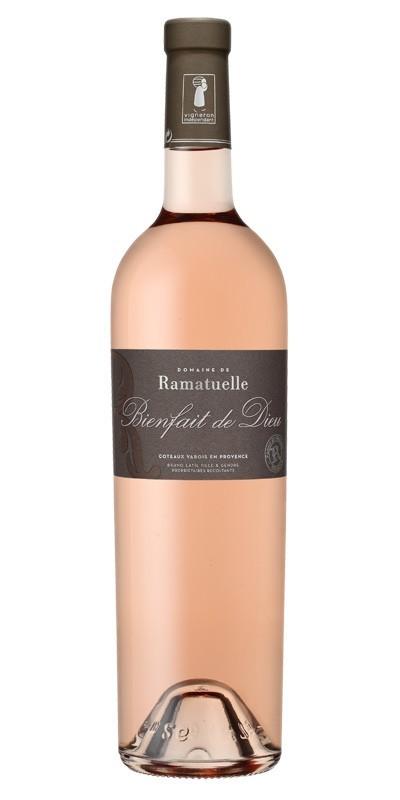 Domaine de Ramatuelle - Bienfait de Dieu - Rosé wine
