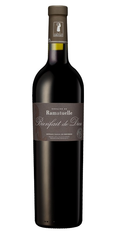 Domaine de Ramatuelle - Bienfait de Dieu - Red wine