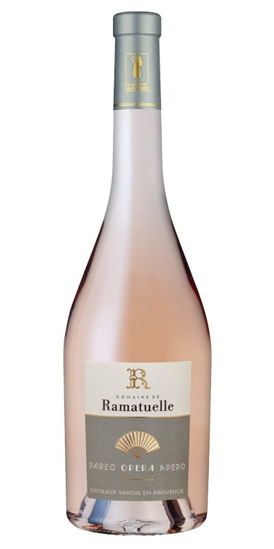 Domaine de Ramatuelle - Opéra - Rosé wine