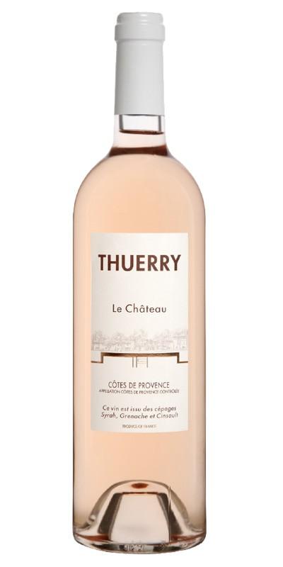 Château Thuerry - Le Château - Rosé wine