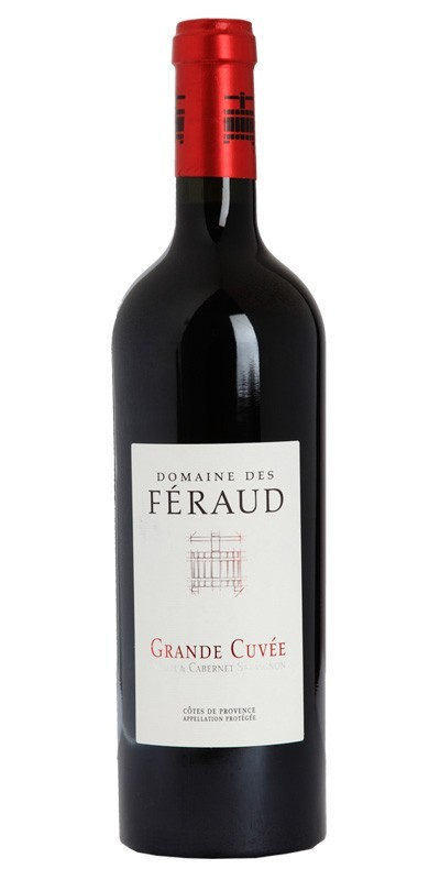 Domaine des Feraud - Grande Cuvée - Red wine