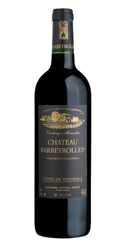 Château Barbeyrolles - Le Noir et Or - Red wine