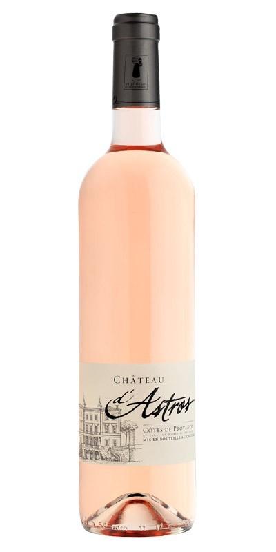 Château d'Astros - Rosé wine