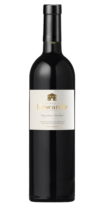 Château de l'Escarelle - Red wine