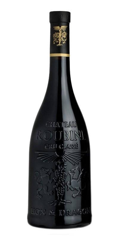 Château Roubine - Lion et Dragon - Red wine
