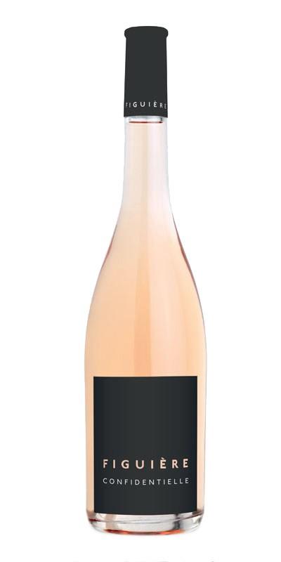 Figuière - Confidentielle - Vin rosé