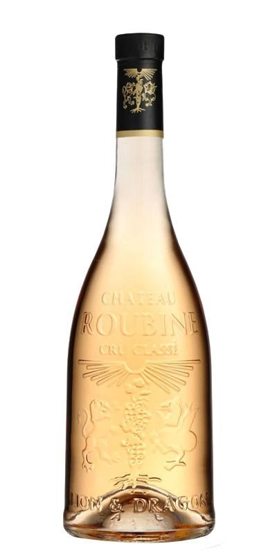Château Roubine - Lion et Dragon - Vin rosé