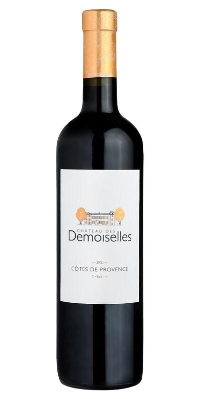 Château des Demoiselles - Red wine