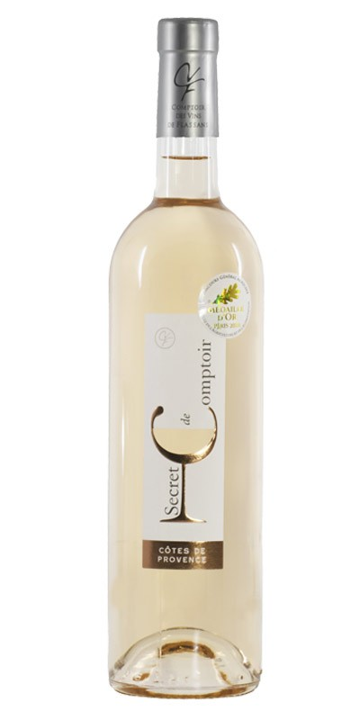Le Comptoir des vins de Flassans - Secret de Comptoir - Rosé wine