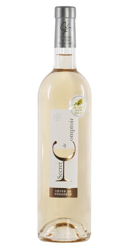 Le Comptoir des Vins de Flassans - Secret de Comptoir - Vin rosé