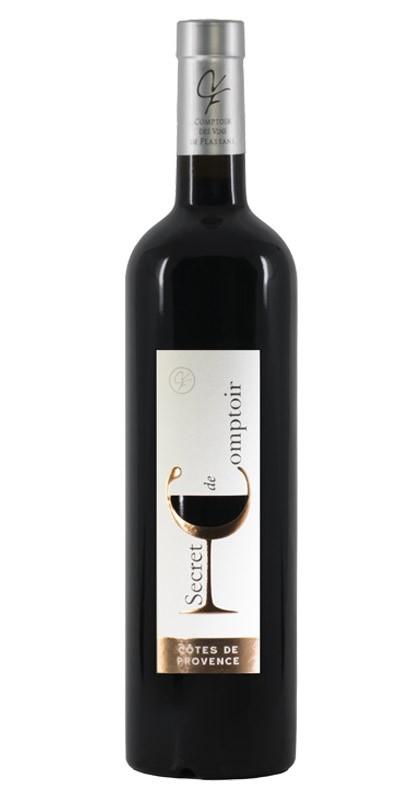 Le Comptoir des vins de Flassans - Secret de Comptoir - Red wine
