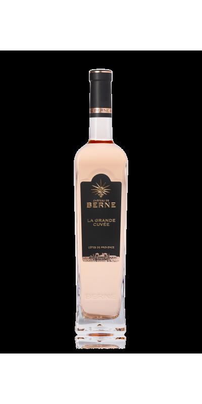 Château de Berne - La Grande Cuvée - Rosé wine
