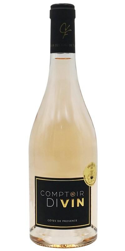 Le Comptoir des vins de Flassans - Comptoir Divin - Rosé wine